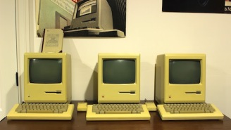 This Teen Has Collected An Insane Amount Of Vintage Apple Products