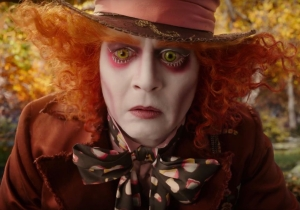 Is it possible for Alice Through The Looking Glass to be worse than the first?