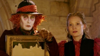 Weekend Box Office: Americans Memorialized Our Fallen Soldiers By Not Seeing 'Alice Through The Looking Glass'