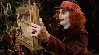 The Dull 'Alice Through The Looking Glass' Has A Sad Hatter Instead Of A Mad Hatter
