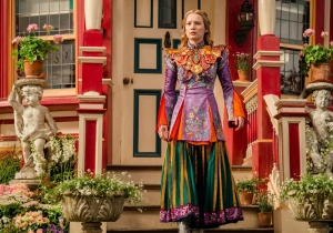 Review: 'Alice Through The Looking Glass' is a dazzling but hollow nightmare