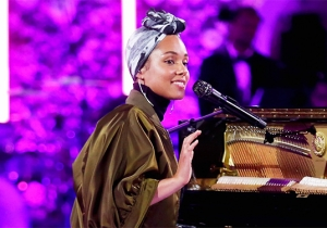 Alica Keys Attempts To Come 'Back To Life' With A New Track For Disney's 'Queen Of Katwe'
