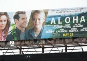 Chicago's Infamous 'Aloha' Billboard Has Finally Been Taken Down