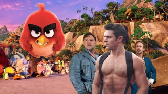 Weekend Box Office: The Birds Were Angry That Day, My Friends
