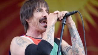 Red Hot Chili Peppers Singer Anthony Kiedis Rushed To The Hospital