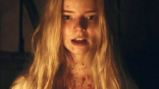 'The Witch' star Anya Taylor-Joy isn't done freaking you out