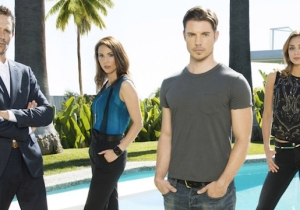 E!'s New Original Series 'The Arrangement' Takes On Scientology And Tom Cruise