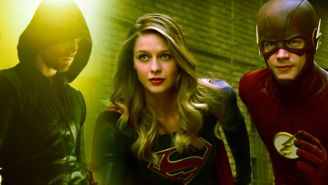 'Supergirl,' 'Arrow,' 'The Flash,' And 'Legends Of Tomorrow' Will Form The Mother Of All Superhero Crossovers