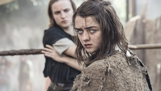 Arya Stark is the most Stark of the Starks on Game of Thrones