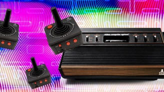 Here's What Happens When You Buy An Atari 2600 After One Too Many Cocktails