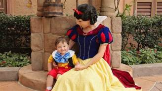 Watch This Boy With Autism Fall In Love With A Wonderfully Kind Snow White