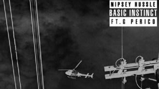 Nipsey Hussle ft. Perico – Basic Instinct
