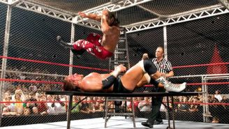 Four Cage Matches You Should Watch Before WWE 'Extreme Rules'
