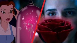 Proof That Emma Watson's 'Beauty And The Beast' Trailer Is Nearly Identical To The '90s Classic