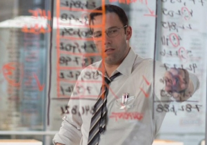 This Week's Coming Attractions: Ben Affleck Is A Beautiful Badass In 'The Accountant,' And More Trailers