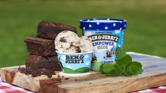 Ben &  Jerry's Aims To Fight Voter ID Laws With New Flavor