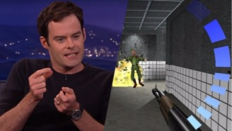 Bill Hader's 'GoldenEye 007' Trash Talk Took Him Out Of Video Games Completely
