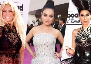 The Flashiest Fashion Hits And Misses From The Billboard Music Awards