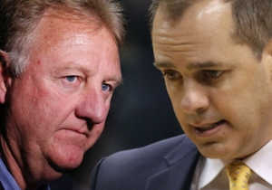 Why The Hell Did Larry Bird Suggest That Frank Vogel Begged For His Job?