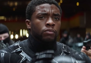 Black Panther unmasks himself in latest 'Captain America: Civil War' TV spot