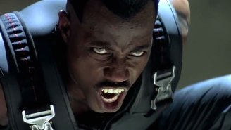 Wesley Snipes is down for another 'Blade' movie, but are you down to WATCH another?