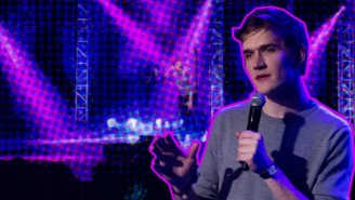 Bo Burnham On How 'Make Happy' Began And Ended With Nick Offerman