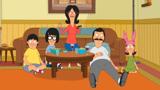 Surprise! There's A Cannibal Backstory To The Existence Of 'Bob's Burgers