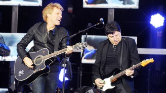 Jon Bon Jovi Says He Hasn't Spoken To Former Bandmate Richie Sambora in 'Over Three Years'