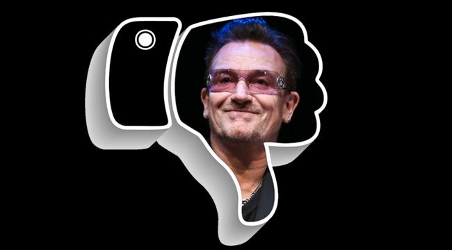 Bono-Dislike