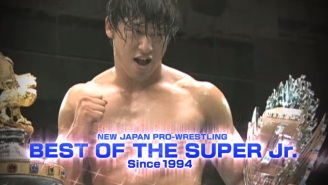 Best Of The Super Juniors: New Japan Pro Wrestling's Craziest Tournament, And Why It's Dividing Wrestling Fans