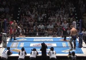 NJPW Has Released The Internet-Breaking Ricochet Vs. Ospreay Match For Free
