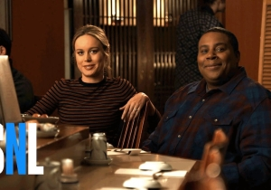 Saturday Night Live Review: Brie Larson Hosts