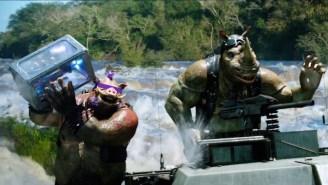 Bebop And Rocksteady Stampede Into Their Very Own 'Teenage Mutant Ninja Turtles 2' Trailer