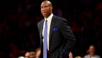 Byron Scott Thinks There's A 50/50 Chance That LeBron James Becomes A Laker But Never Explains Why