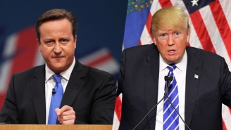Donald Trump Forecasts A Terrible Future Relationship With David Cameron