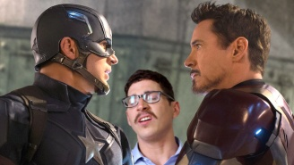 Frotcast 291: 'Captain America: Civil War,' With Matt Lieb And Patrick Schumacker
