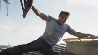 'Captain America: Civil War' Clip Reveals Who's In That Helicopter