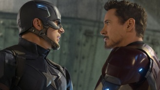 What Movie Inspired That 'Captain America: Civil War' Surprise Ending?
