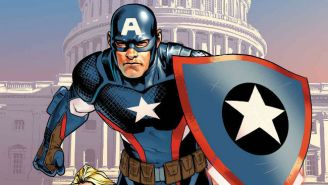 Did Marvel Just Make Captain America The Ultimate Traitor?