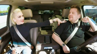 Gwen Stefani And James Corden Rock Carpool Karaoke With Serious Backup Singers