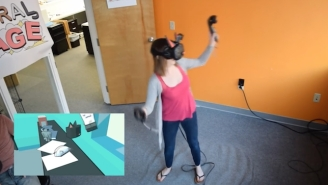 VR Technology Has Finally Given You The Ability To Be Your Own Cat
