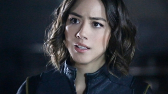 'Agents Of S.H.I.E.L.D.' Star Chloe Bennet Has Some Harsh Words For Marvel