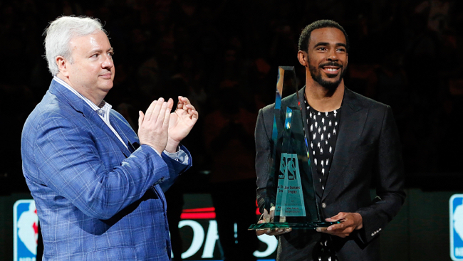 chris wallace, mike conley