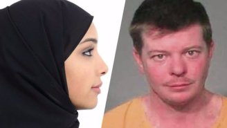 A Man Is Facing Prison Time After Ripping Off A Muslim Woman's Hijab, Telling Her: 'This is America'