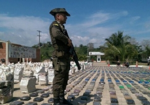 Colombia Just Seized Eight Tons Of Cocaine In The Country's Biggest Bust Ever
