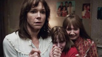 Scare Yourself Silly With This 'Conjuring 2' Featurette