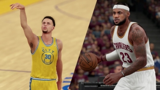NBA 2K16 Is Free On Playstation 4 This June To Make Your NBA Finals Better