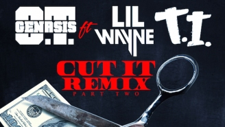 O.T. Genasis Keeps 'Cut It' Rocking With A Second Remix Featuring Lil Wayne And T.I.