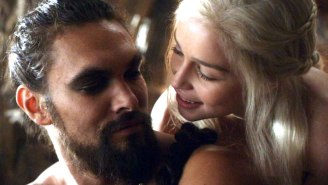 No One Enjoyed Daenerys' Naked Moment Of Triumph More Than Khal Drogo