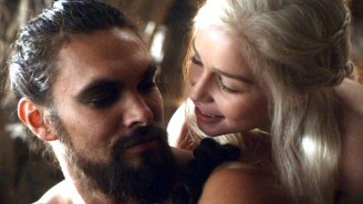Jason Momoa Had The Most Enthusiastic Response To That Huge 'Game Of Thrones' Battle